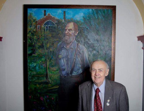 Robert Brundage Award to Pat Tansey